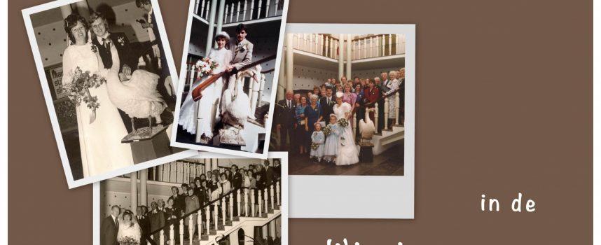 Getrouwd in de Wieringermeer: foto-expositie en een uniek trouwfoto-album