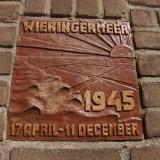 Tegelmuseum zoekt aanvulling voor serie herdenkingstegels Wieringermeer