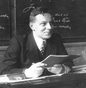 Koen Muijlwijk, hoofd Christelijk Nationale School Wieringerwerf 1942 - 1952