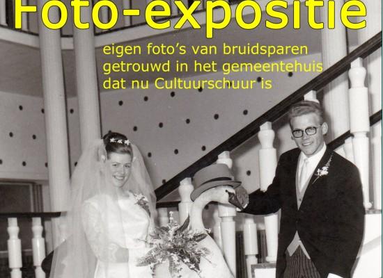 Trouwen in de Wieringermeer toen en nu