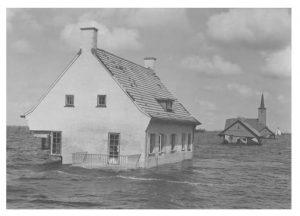 Onderwaterzetting Wieringerwerf 1945
