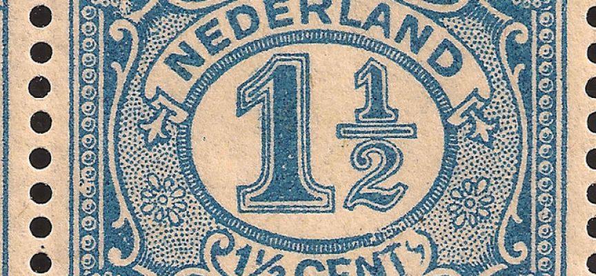"""Vijftig jarig jubileum postzegelvereniging """"De Snuffelaar""""."""