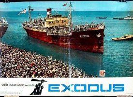 3 februari Film Toen: Exodus