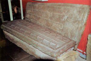 Sarcofaag Westfries Museum foto; RHG