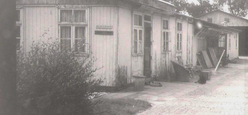 Behoud barakken werkkamp Slootdorp