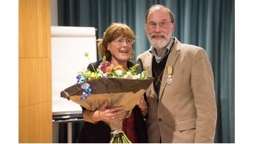Gerard van Nes onderscheiden als Ridder in de orde van Oranje Nassau, 10 maart 2018