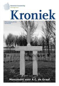 Kroniek 80: Jaar van het verzet. Historisch Genootschap Wieringermeer