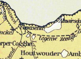 Middeleeuwse nederzettingen in de Wieringermeer.