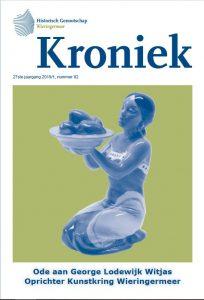 Kroniek, Periodiek van Historisch Genootschap Wieringermeer, nummer 82, jaargang 2019/1