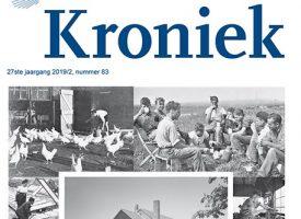 Kroniek 83 Joods Werkdorp Ideaal werd drama