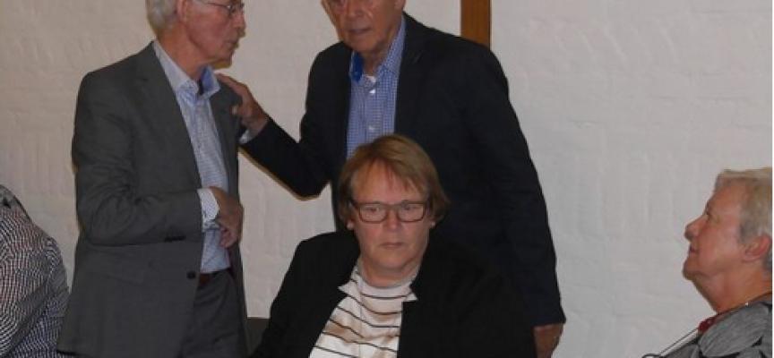 Frank Walstra, oud-bestuurslid, overleden
