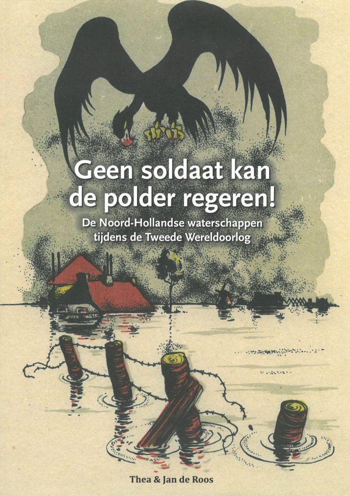18 april 2020, lezing over waterschappen en heemraad Wieringermeer tijdens de Tweede Wereldoorlog