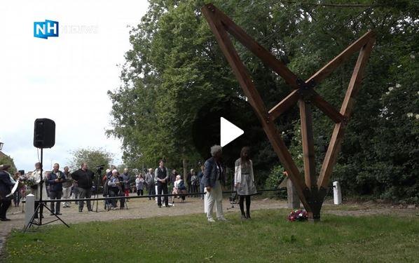 Monument voor Catrinus Douma onthuld