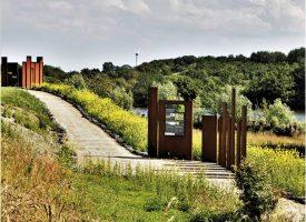 Kroniek 86    Monument 'Gat in de dijk' vernieuwd