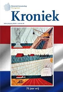 Kroniek, Periodiek van Historisch Genootschap Wieringermeer, nummer 85, 2020/1