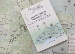 Boek Droppingsroute West-Friesland