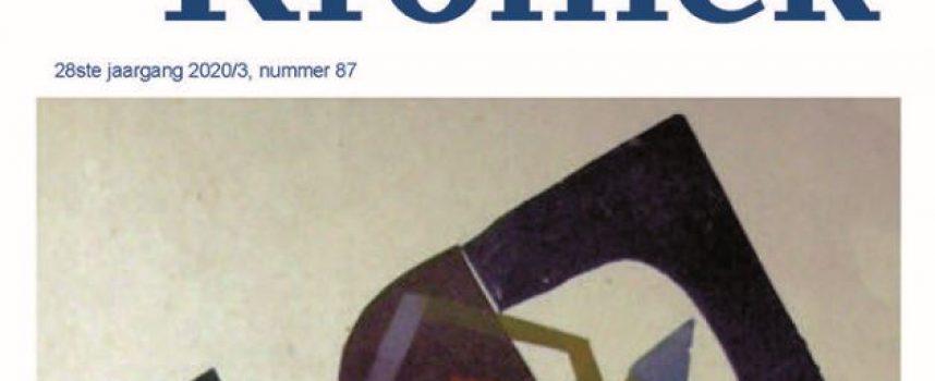 Kroniek 87 kunstwerken van Aleid Mansholt