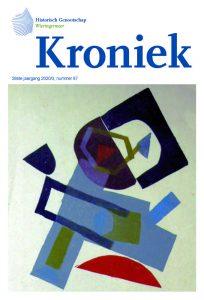 Kroniek 87, jaargang 2020/3. De kunstwerken van Aleid Mansholt