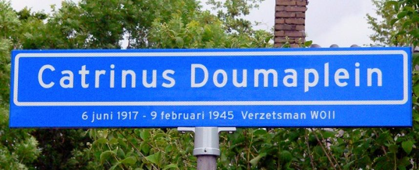 Publicatie: sleutelfiguur Catrinus Douma