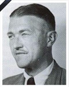 Nicolaas Jan de Regt (1914 - 1980) verzetsman Oud-Beijerland