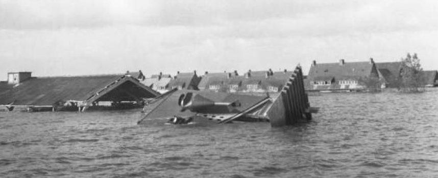 Berend Vos en de onderwaterzetting