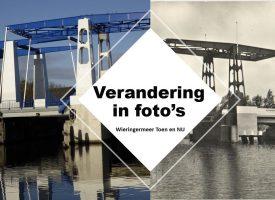 Verandering in foto's, hal Cultuurschuur