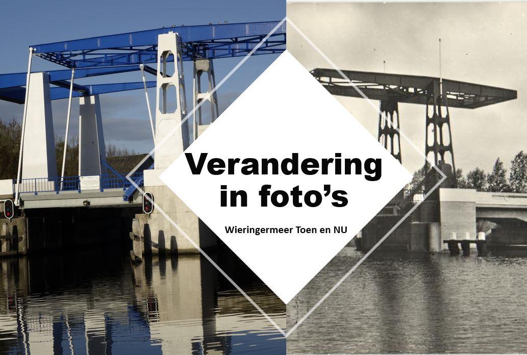Cultuurschuur, expositie Verandering in foto's